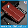Premium leather phone case for samsung galaxy note 5