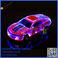 Micro Mini USB Car Shaped Toy Portable Music Speakers For Citroen