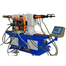 38mm semi-automatic pipe / tubes bender with double bending head