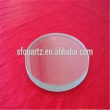 Excellent Transparent Rectangle Quartz Glass Plates