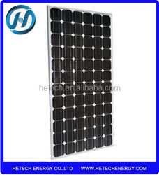 Good quality mono 280w solar panel module price per watt with TUV CE ISO approved