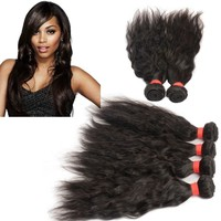 Health Ends Natural Wave Brazilian Hair Weave for Sale, 7a Brazilian Unprocessed Wholesale Virgin Hair