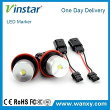 Best Selling 3W IP65 Waterproof Canbus E39 LED Marker LED Angel Eyes for BMW From China