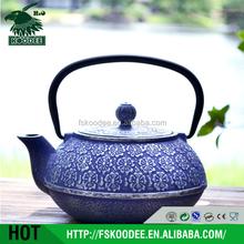 2015 Arts and crafts, iron teapot, tea is the belt filter or lattice cast iron tea pot