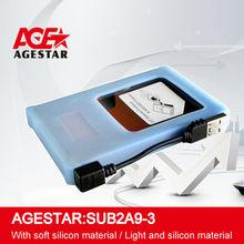 """2.5"""" usb2.0 recinto disco duro externo: sub2a9-3"""