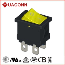 HS6-F-04Q0L2-BYO3-F1 new style useful rocker switches on/off/on