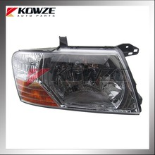 Headlamp Kit For Mitsubishi Pajero Montero V63 V73 6G72 V76 4M40 V78 4M41 2000-2006 MN133750