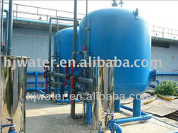 Sand Activated Carbon Filters for Waterworks HJ-JLJ29