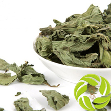 Organic Chinese herb adjust high blood pressure high blood fat herbal tea air dry mint leaf