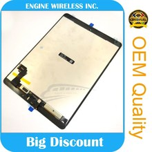 high quality original for ipad air 2 LCD with touch screen