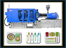 Injection molding machine cost