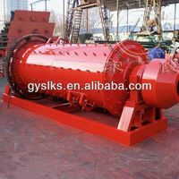 Copper ore ball mill consists of forged mill balls and scaleboards