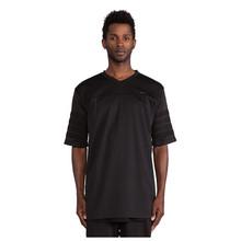 plain black Super soft oversize men's T-shirt