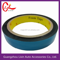 blue film Adhesive Tape Acrylic double side Foam tape for auto used