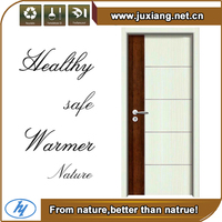 high end and good quality water proof wpc office door