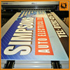 Factory Digital Printing Plastic Hollow Board for sale