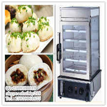With five layer food steamer for bun/food steamer for bread