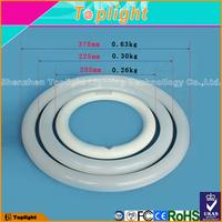 Ring type circline led 200mm 11 watt power ROHS CE circinate tube light g10q led circular tube