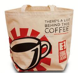 cotton handle shopping nonwoven bags/ cotton duffle bags/ fashion bags 2013