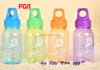 Promotional Resusable Drinkware Sports Plastic Water Bottle Manufacturer with handle lid
