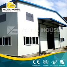 Good space utilization refugee container living house