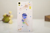 New Arrival Diamond Hard PC Back Cover Case for Lenovo k3 note Paypal Accept