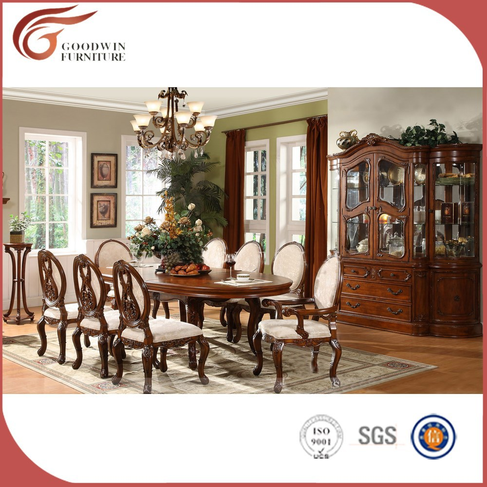 wholesale high quality dining room sets luxury dining