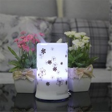 100ml battery Fragrances Essential Oil Aromatherapy Air Humidifier Aroma Diffuser