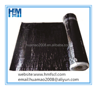high polymer modified asphalt coiled material for bridge / highway / tunnel