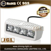 20w motorcycle led driving lights 12v led cree driving lights for offroad,boat,atv,suv,4x4,car,jeep,utv