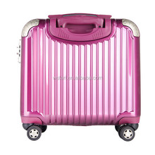 Travel luggage with big wheels, On sale factory price carbin laptop luggage
