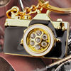 Promotional gift camera shaped usb flash drive custom