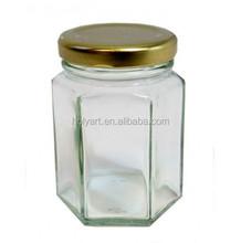 hot sale cheap glass jar for jam