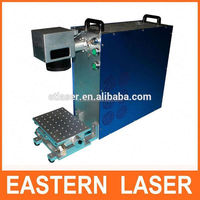 China Wuhan Gosun Diode Laser marking machine for metal and plastic 50W 75W 100W