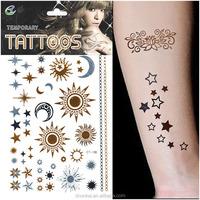 Wholesale Custom Gold Ring Finger Tattoo Designs,Fake Tattoo Gun