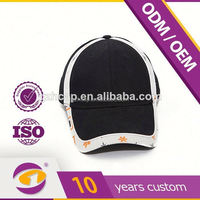 Price Cutting Experienced Supplier Sandwich Brim 6 Panel Wool Suede Embroidery Machine For Baseball Cap