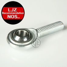 Steel to steel Mantainance free rod ends Bearing Female and Male Right and Left thread