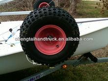 pneumatic tubless wheels for Beach Cart/golf cart