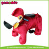 AT0631 battery horse rides big size family amusement equipment kid riding toy plush motorized animal bird