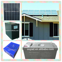 5KW Solar Power System For Office/Solar Home System /Solar Photovoltaic System For Home