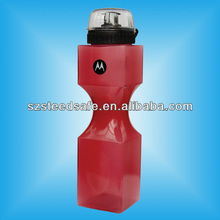 2015 Novelty Empty Plastic Drinking Bottles BPA Free