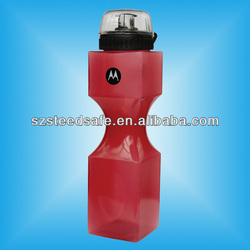 2015 Novelty Empty Plastic Drinking Bottles BPA Free
