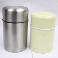 750ml insulated soup container/stainless steel soup jar