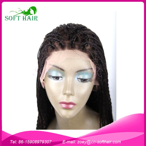 Wholesale Flat Top Wig 55