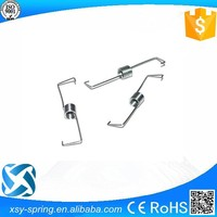 standard SS304 double legs extension spring for furniture