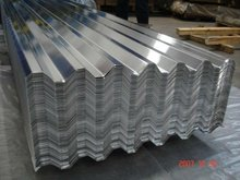 Galvanized Metal Decking
