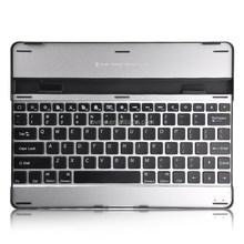 High Quality Aluminium Bluetooth Keyboard for iPad Air Tablet PC