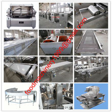 CE approved 4T-15T per day full automatic hard and soft biscuit machine