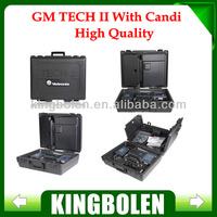 Gm tech 2 scanner used TechII scanner tech2 scanner GM techII diagnostic tool GM Tech2 Pro Kit(Candi&TIS) Vetronix Tech 2