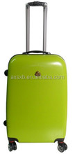 ABS+PC urban colourful classic trolley luggage bag sky travel luggage bag